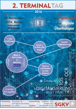 Terminaltag 2016 Flyer