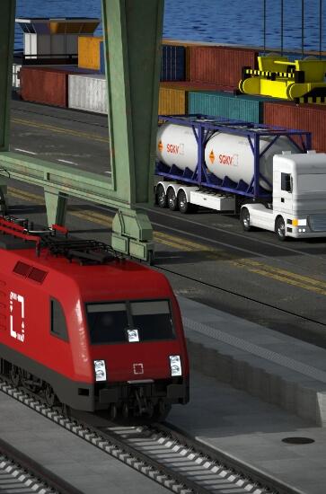 Der Kombinierte Verkehr